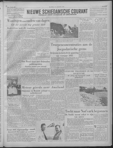 Nieuwe Schiedamsche Courant 1949-08-29