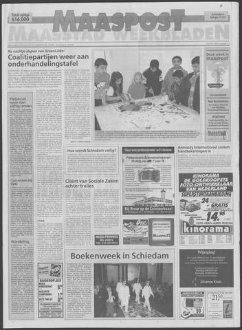 Maaspost / Maasstad / Maasstad Pers 1998-03-25