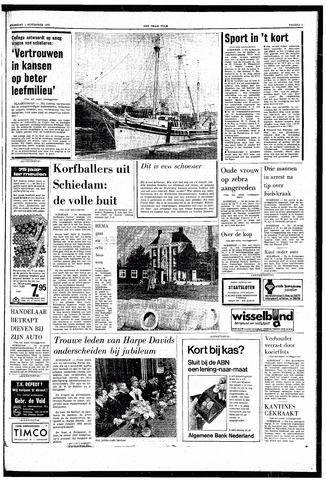 Het Vrije volk 1971-11-01