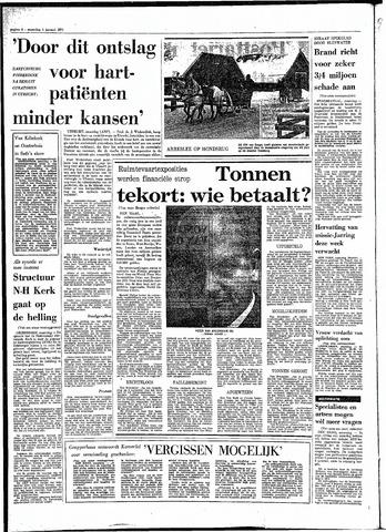 Rotterdamsch Parool / De Schiedammer 1971