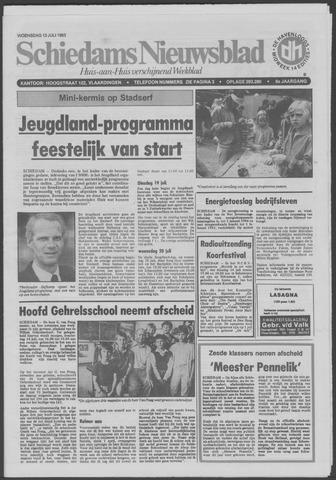 Schiedams Nieuwsblad 1983-07-13