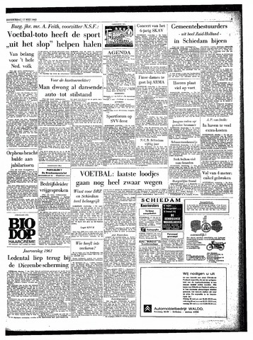 Rotterdamsch Parool / De Schiedammer 1962-05-17