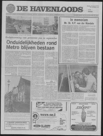De Havenloods 1975-01-28