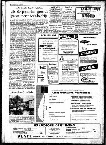 Rotterdamsch Parool / De Schiedammer 1962-01-17