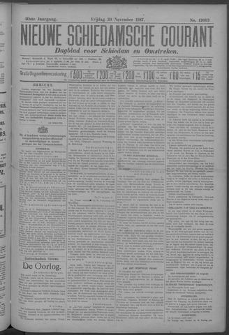 Nieuwe Schiedamsche Courant 1917-11-30