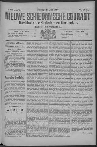 Nieuwe Schiedamsche Courant 1897-07-25