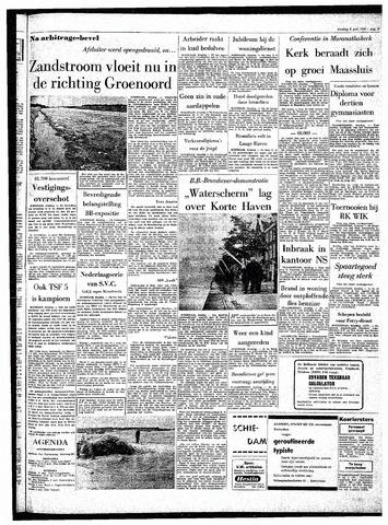 Rotterdamsch Parool / De Schiedammer 1964-06-09