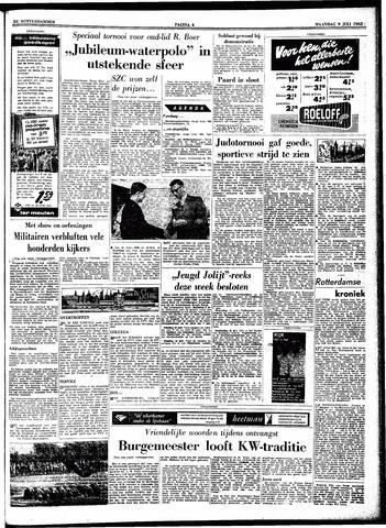 Trouw / De Rotterdammer 1962-07-09