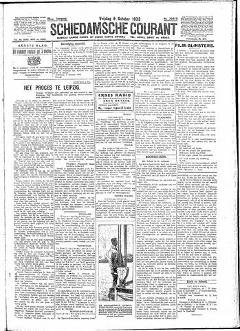 Schiedamsche Courant 1933-10-06