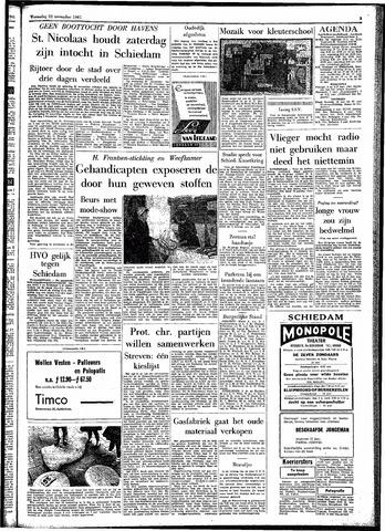 Rotterdamsch Parool / De Schiedammer 1961-11-22