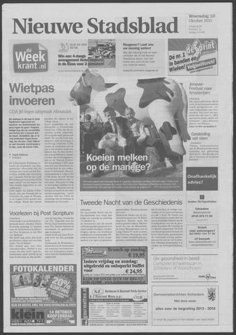 Het Nieuwe Stadsblad 2012-10-10