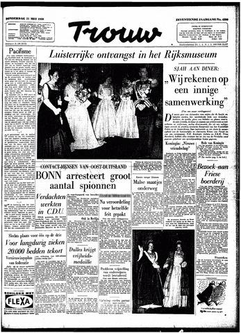 Trouw / De Rotterdammer 1959-05-21