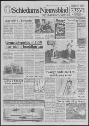 De Havenloods 1987-10-20