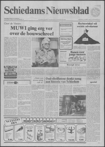 Schiedams Nieuwsblad 1978-04-19