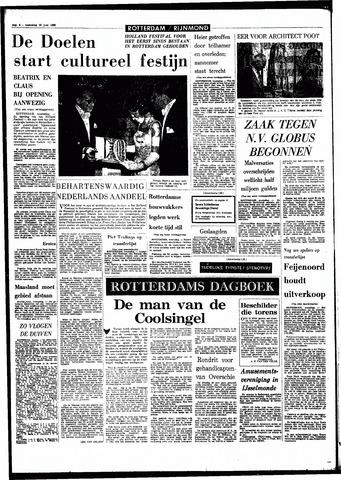Rotterdamsch Parool / De Schiedammer 1966-06-15