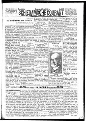 Schiedamsche Courant 1933-06-19