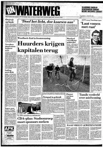 Rotterdamsch Nieuwsblad / Schiedamsche Courant / Rotterdams Dagblad / Waterweg / Algemeen Dagblad 1987-12-01