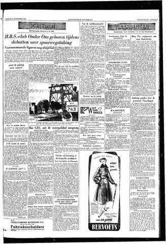 Rotterdamsch Nieuwsblad / Schiedamsche Courant / Rotterdams Dagblad / Waterweg / Algemeen Dagblad 1953-11-03