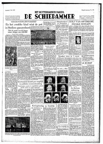 Rotterdamsch Parool / De Schiedammer 1949-05-02