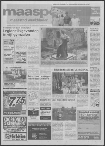 Maaspost / Maasstad / Maasstad Pers 2000-08-30