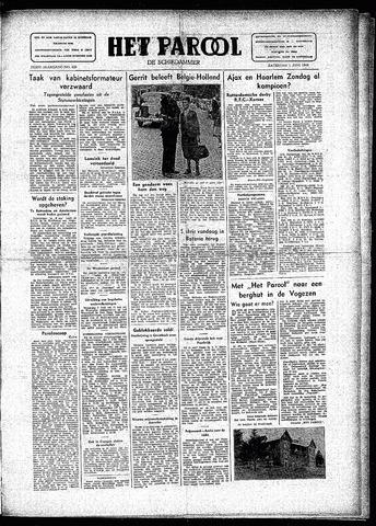 Rotterdamsch Parool / De Schiedammer 1946-06-01