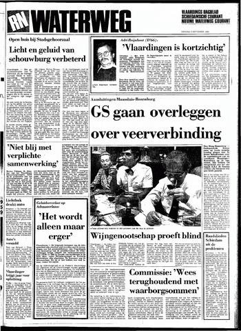 Rotterdamsch Nieuwsblad / Schiedamsche Courant / Rotterdams Dagblad / Waterweg / Algemeen Dagblad 1983-09-06