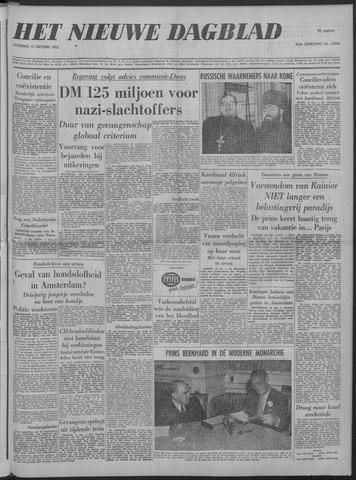 Nieuwe Schiedamsche Courant 1962-10-13