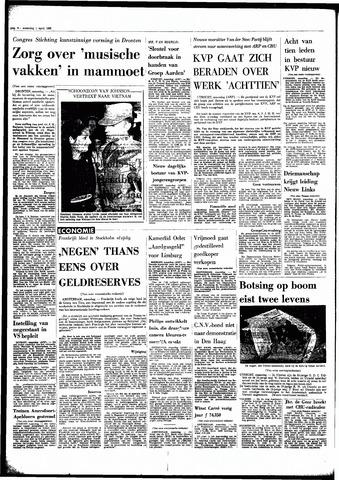 Rotterdamsch Parool / De Schiedammer 1968-04-01