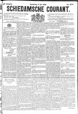 Schiedamsche Courant 1908-06-11