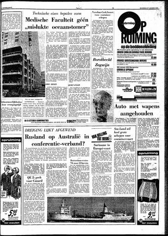 Trouw / De Rotterdammer 1969-01-27