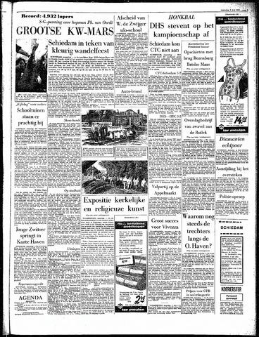 Rotterdamsch Parool / De Schiedammer 1964-07-06