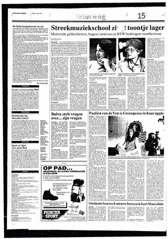 Rotterdamsch Nieuwsblad / Schiedamsche Courant / Rotterdams Dagblad / Waterweg / Algemeen Dagblad 1993-06-11