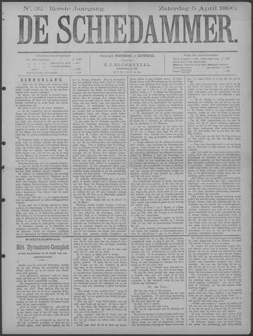 De Schiedammer 1890-04-05