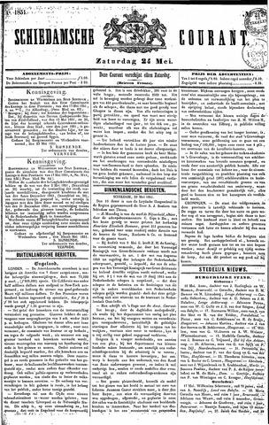 Schiedamsche Courant 1851-05-24