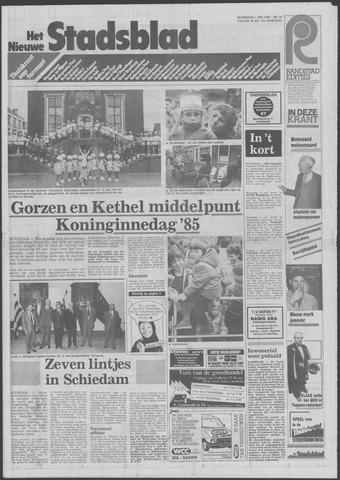 Het Nieuwe Stadsblad 1985-05-01