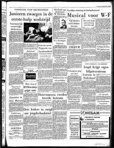 Rotterdamsch Parool / De Schiedammer 1964-01-13