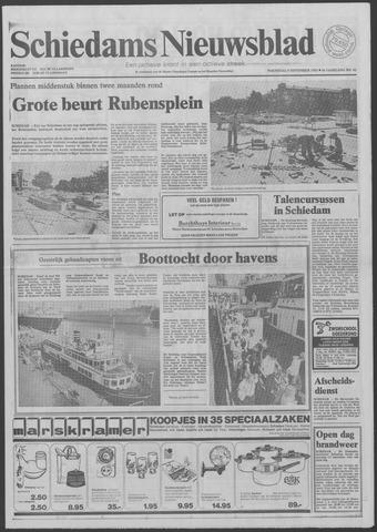 Schiedams Nieuwsblad 1981-09-09
