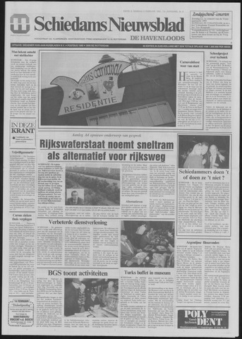 De Havenloods 1993-02-09