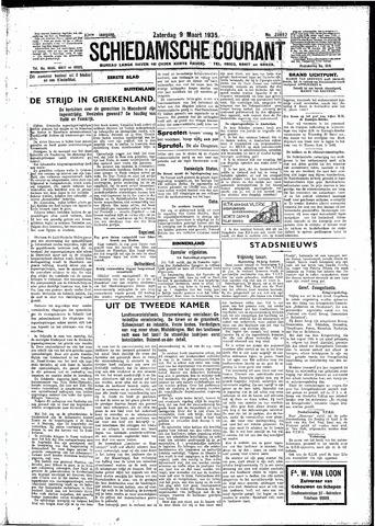 Schiedamsche Courant 1935-03-09