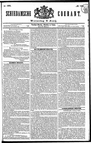 Schiedamsche Courant 1866-06-06