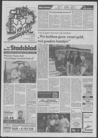 Het Nieuwe Stadsblad 1989-03-17