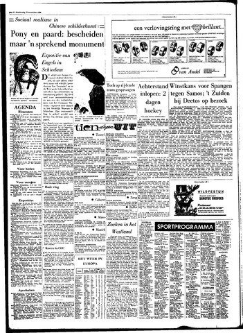 Rotterdamsch Parool / De Schiedammer 1964-11-12