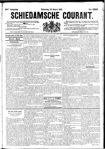 Schiedamsche Courant 1912-03-16