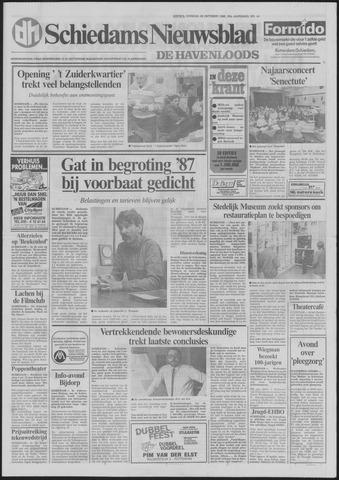 De Havenloods 1986-10-28
