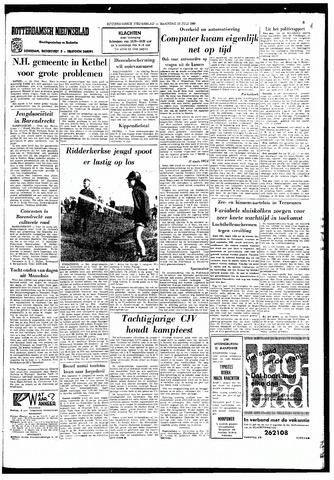 Rotterdamsch Nieuwsblad / Schiedamsche Courant / Rotterdams Dagblad / Waterweg / Algemeen Dagblad 1966-07-25