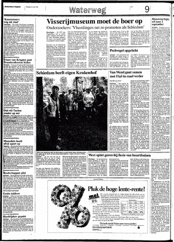 Rotterdamsch Nieuwsblad / Schiedamsche Courant / Rotterdams Dagblad / Waterweg / Algemeen Dagblad 1991-05-21