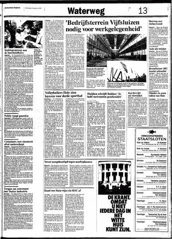 Rotterdamsch Nieuwsblad / Schiedamsche Courant / Rotterdams Dagblad / Waterweg / Algemeen Dagblad 1991-08-28