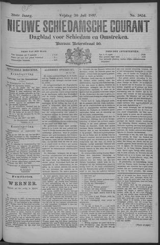 Nieuwe Schiedamsche Courant 1897-07-30