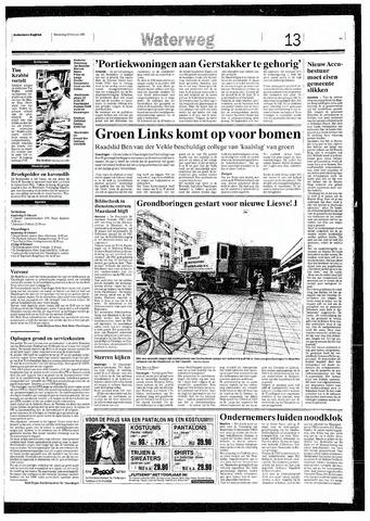 Rotterdamsch Nieuwsblad / Schiedamsche Courant / Rotterdams Dagblad / Waterweg / Algemeen Dagblad 1993-02-25