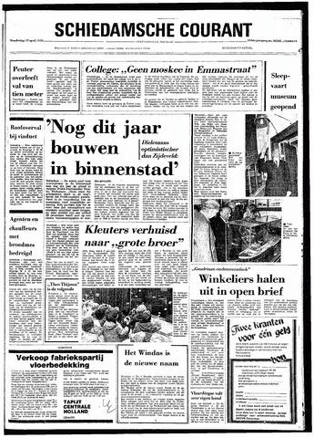 Rotterdamsch Nieuwsblad / Schiedamsche Courant / Rotterdams Dagblad / Waterweg / Algemeen Dagblad 1979-04-19